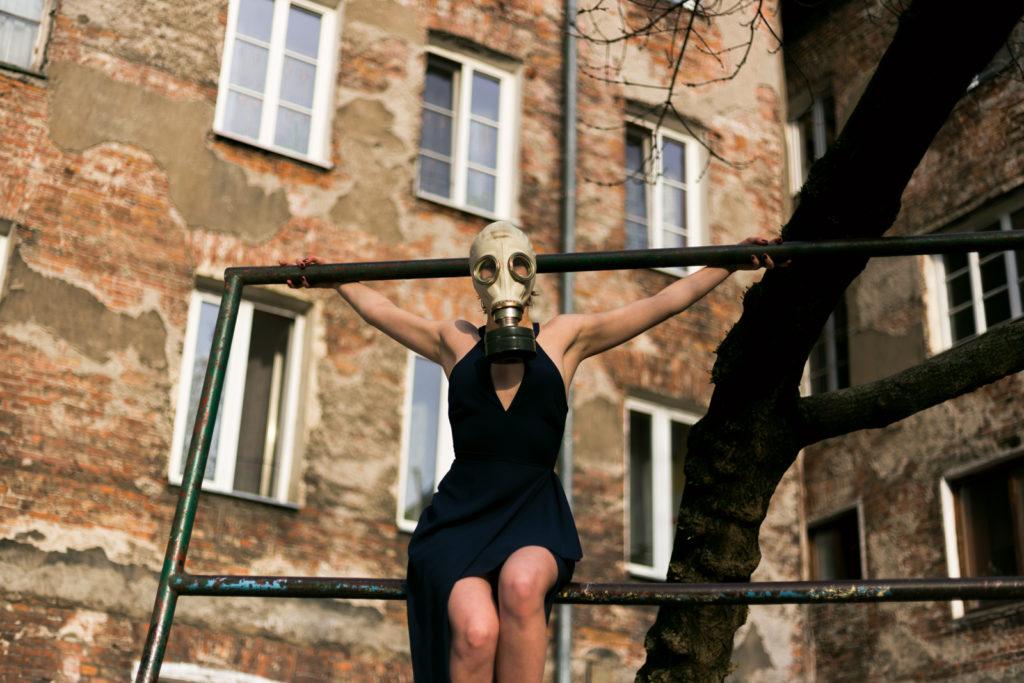 Twarze Apokalipsy 1. Foto Justyna Grochowska