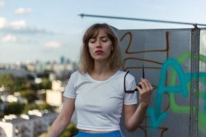 Niebo jest limitem. Foto Justyna Grochowska