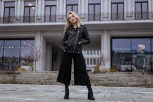 Warszawskie ulice. Foto Justyna Grochowska