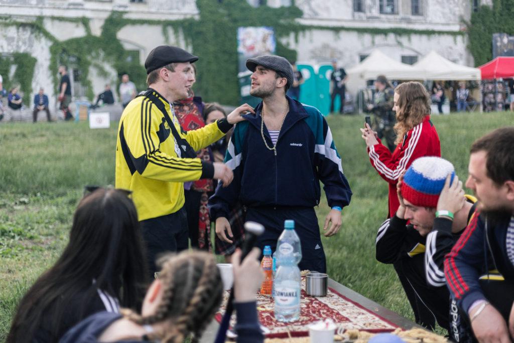 Festiwal Fantastyki Cytadela. Foto Justyna Grochowska