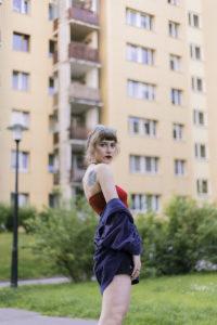 Dzielnica. Foto Justyna Grochowska