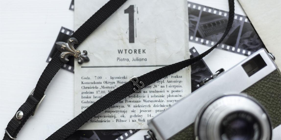 Fotografowie Powstania Warszawskiego. Foto Justyna Grochowska