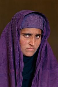 afgańska dziewczyna