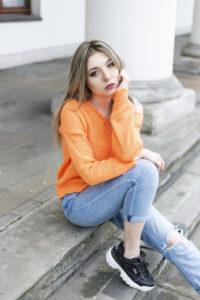 Neonowa jesień. Foto Justyna Grochowska