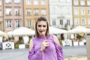 Miasto słodyczy. Foto Justyna Grochowska.