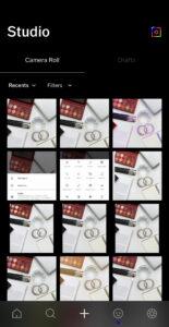 Aplikacje do obróbki zdjęć na telefonie. Foto Justyna Grochowska