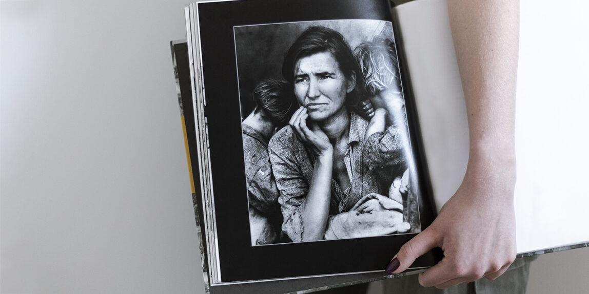 Historia jednego zdjęcia: Matka tułaczka. Foto Justyna Grochowska